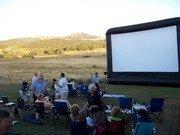Inflatable Big Screen Hire | Outdoor Cinemas Hire Melbourne